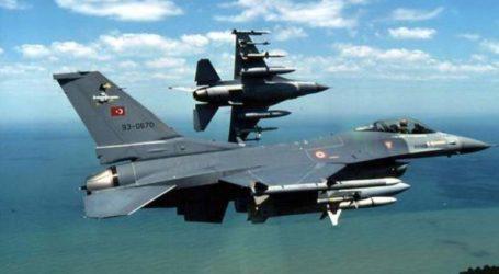 Υπερπτήσεις τουρκικών F-16 σε Οινούσσεςκαι Παναγιά