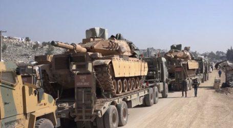 Νέα επίθεση του συριακού στρατού εναντίον θέσεων της Τουρκίας στην Ιντλίμπ