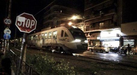 Επίθεση επιβάτη σε συνοδό αμαξοστοιχίας