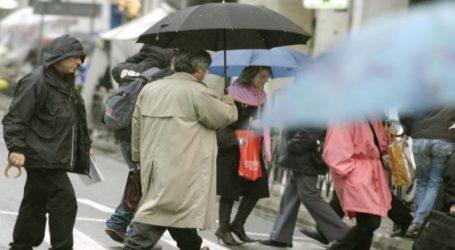 Έρχεται κακοκαιρία εξπρές με ισχυρές βροχές και καταιγίδες