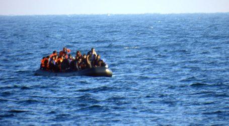 Περίπου 160 μετανάστες που διασώθηκαν στη Μεσόγειο