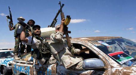 Συνεχίζονται οι μάχες κοντά στην Τρίπολη της Λιβύης παρά το ψήφισμα του ΟΗΕ