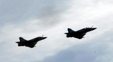 Τρίτη υπερπτήση τουρκικών μαχητικών πάνω από τις Οινούσες