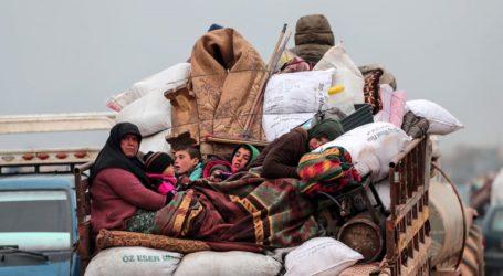 Περισσότεροι από 800.000 εκτοπισμένοι από την επίθεση των κυβερνητικών δυνάμεων στην Ιντλίμπ