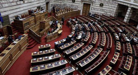 Συζήτηση πολιτικών αρχηγών για τα εργασιακά στη Βουλή