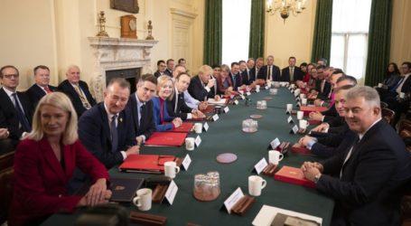 Πρώτη συνεδρίαση του νέου υπουργικού συμβουλίου