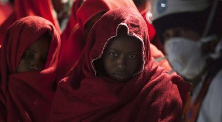 Ένα νεογέννητο βρίσκεται μεταξύ των μεταναστών που διασώθηκαν στα Κανάρια