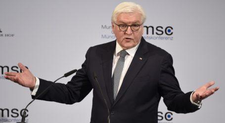 Ο Γερμανός πρόεδρος επέκρινε την Ρωσία για την Κριμαία