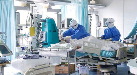 Στέλεχος του υγειονομικού προσωπικού μολύνθηκε αφού ήρθε σε επαφή με ασθενή