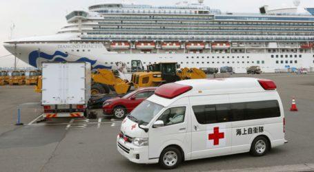 67 επιβεβαιωμένα νέα κρούσματα στο κρουαζιερόπλοιο στην Ιαπωνία