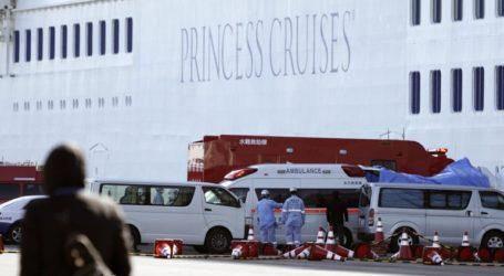 70 νέα κρούσματα στο κρουαζιερόπλοιο Diamond Princess