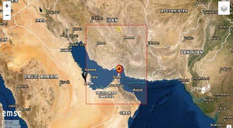 Σεισμός 5,5 Ρίχτερ στο νότιο Ιράν