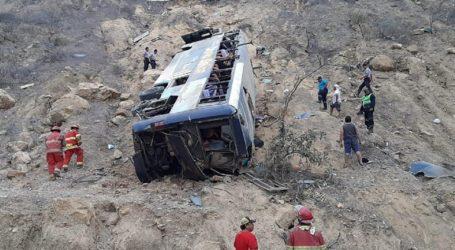 Τραγωδία με οκτώ νεκρούς φιλάθλους στο Περού