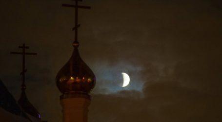 Προσευχή για την Κίνα σε εκκλησία της Μόσχας