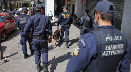 Αστυνομική επιχείρηση με 10 συλλήψεις στην Ομόνοια