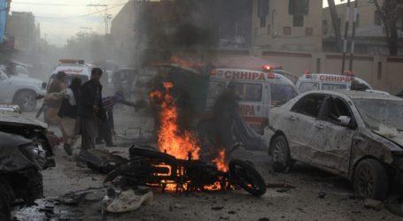 Τουλάχιστον δέκα άνθρωποι σκοτώθηκαν σε βομβιστική επίθεση αυτοκτονίας στο Πακιστάν