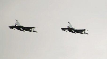 Με υπερπτήσεις τούρκικων F-16 ξεκίνησε ο διάλογος για τα ΜΟΕ Αθήνας