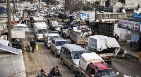 Στους 900.000 οι εκτοπισμένοι στο Ιντλίμπ της Συρίας