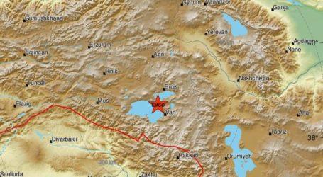Σεισμός 4 Ρίχτερ στην ανατολική Τουρκία