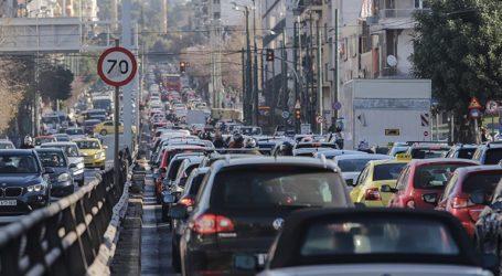 Αποκαταστάθηκε η κυκλοφορία στην οδό Πειραιώς