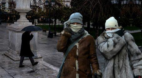 Βροχές και κρύο την Τσικνοπέμπτη