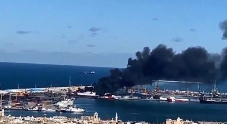 Επίθεση κατά τουρκικού πλοίου στο λιμάνι της Τρίπολης