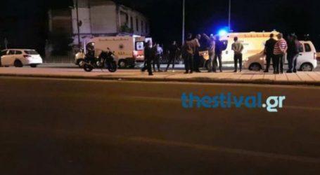 Tροχαίο δυστύχημα με έναν νεκρό στη Θεσσαλονίκη