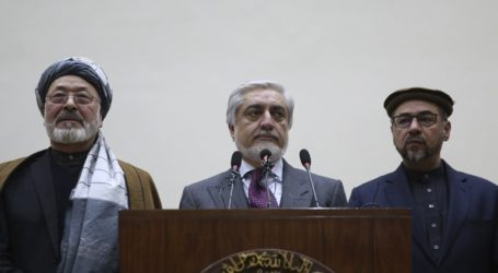Ο Αμπντουλάχ Αμπντουλάχ αυτοανακηρύχθηκε νικητής των προεδρικών εκλογών
