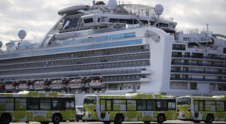 Άρχισε η αποβίβαση των επιβατών του κρουαζιερόπλοιου Diamond Princess