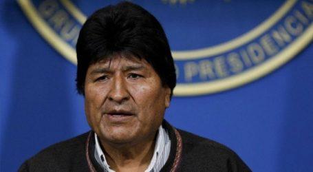 Ηγέτης της δεξιάς απευθύνει έκκληση προκειμένου «να μην επιστρέψει» ο Έβο Μοράλες