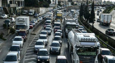 Νέο τροχαίο στον Κηφισό – Ουρές χιλιομέτρων στην κάθοδο προς Πειραιά