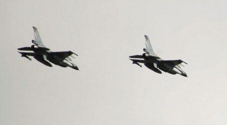 Πτήσεις τουρκικών F-16 πάνω από Λειψούς, Αρκιούς και Αγαθονήσι
