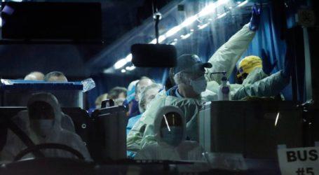Επιπλέον 79 κρούσματα του Covid-19 διαγνώστηκαν στο κρουαζιερόπλοιο Diamond Princess