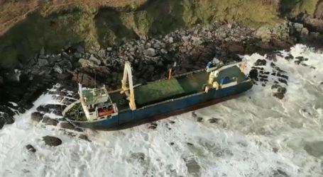 Ιρλανδία: Εμφανίστηκε στις Αρχές ο ιδιοκτήτης του «πλοίου