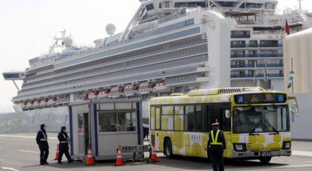 Πέθαναν δύο επιβάτες του κρουαζιερόπλοιου Diamond Princess