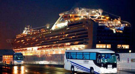 Δημόσιοι λειτουργοί μολύνθηκαν από επιβάτες του κρουαζιερόπλοιου Diamond Princess