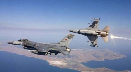 Πτήσεις τουρκικών αεροσκαφών πάνω από ελληνικά νησιά