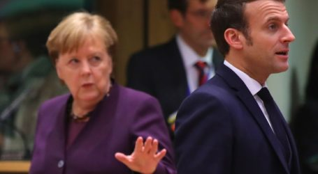 Μέρκελ και Μακρόν δηλώνουν πρόθυμοι να συναντηθούν με Ερντογάν και Πούτιν για τη Συρία
