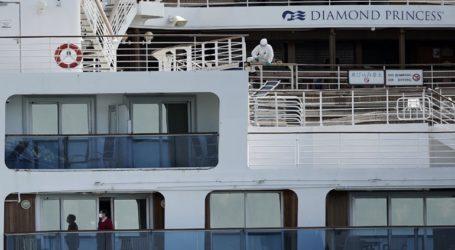 Μολύνθηκαν δύο Αυστραλοί επιβάτες του κρουαζιερόπλοιου Diamond Princess