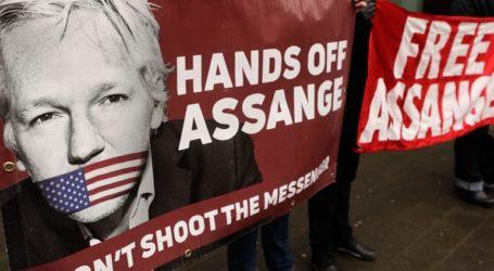 Ενάντια στην έκδοση του Τζούλιαν Ασάνζ στις ΗΠΑ τάσσεται το Συμβούλιο της Ευρώπης