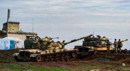 Οι Ευρωπαίοι ηγέτες ζητούν από τον συριακό στρατό να σταματήσει την επιχείρησή του στο Ιντλίμπ