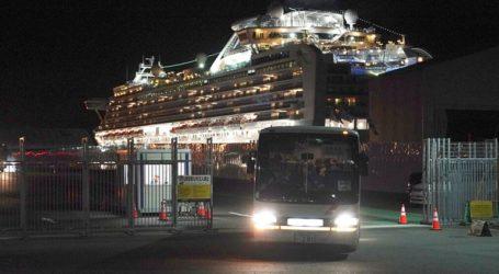 Θετικοί στον κορωνοϊό βρέθηκαν δύο Σλοβένοι επιβάτες του κρουαζιερόπλοιου Diamond Princess
