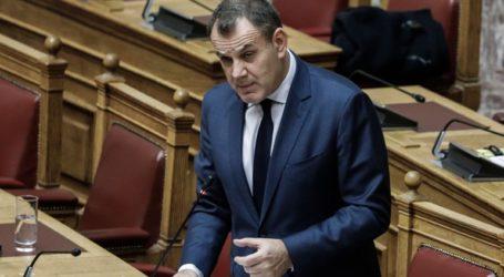 Τη Δευτέρα η συνάντηση των υπουργών Εθνικής Άμυνας Ελλάδας