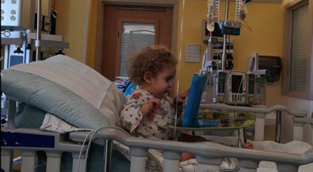 Στο νοσοκομείο με ίωση ο μικρός Παναγιώτης Ραφαήλ