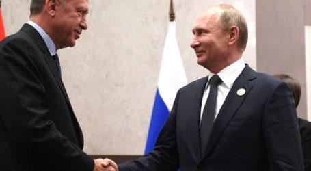 Επικοινωνία Ερντογάν-Πούτιν – Σε περιορισμό του καθεστώτος Άσαντ στο Ιντλίμπ καλεί ο Τούρκος πρόεδρος