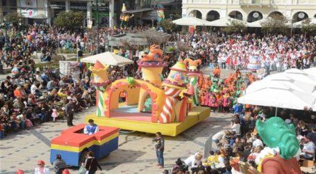 Περισσότερα από 14.000 παιδιά θα συμμετάσχουν στη μεγάλη παρέλαση του Καρναβαλιού των Μικρών