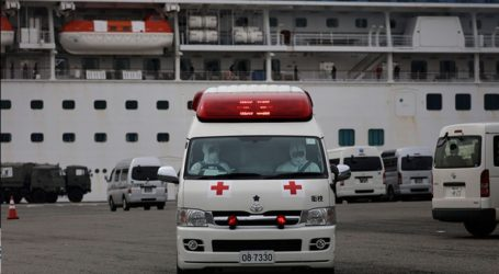 Στο νοσοκομείο Σωτηρία οι Έλληνες επιβάτες του κρουαζιερόπλοιου Diamond Princess