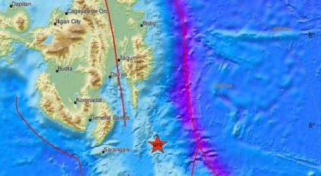 Σεισμική δόνηση 5,3R στο Μιντανάο των Φιλιππίνων