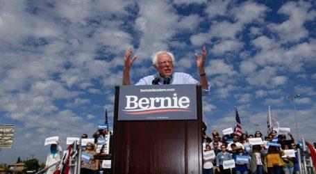 Ο Μπέρνι Σάντερς οδεύει σε νίκη στην ψηφοφορία των Δημοκρατικών στην Νεβάδα