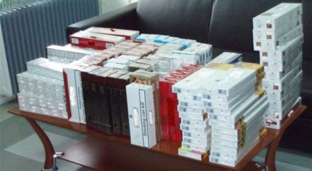 3.000 λαθραία πακέτα τσιγάρα βρέθηκαν στην κατοχή 54χρονης στην Ξηροκρήνη